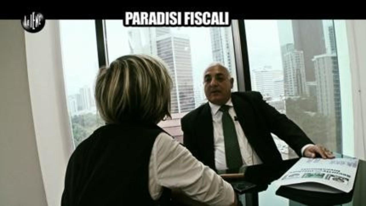 TOFFA: Paradisi Fiscali