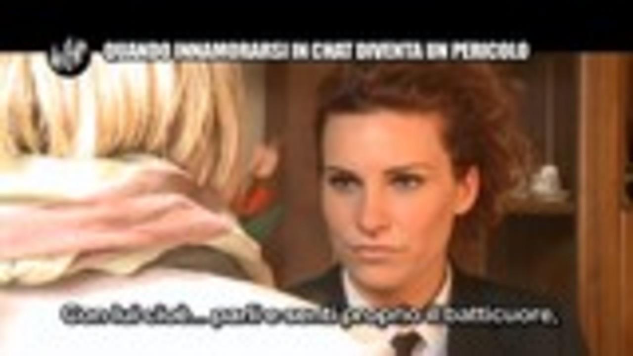 RUGGERI: Quando innamorarsi in chat diventa un pericolo