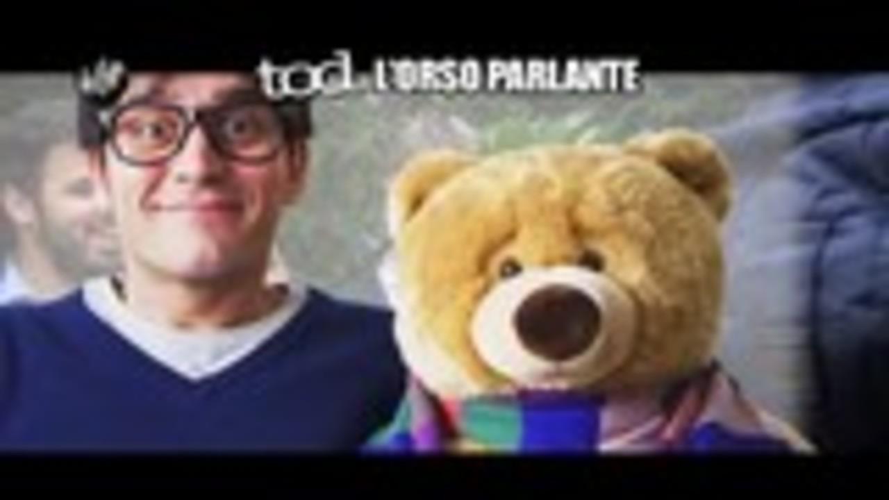 TORIELLI: Tod l'orso parlante