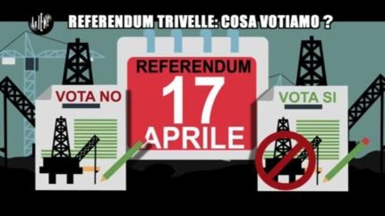 GIARRUSSO: Referendum Trivelle: cosa votiamo?