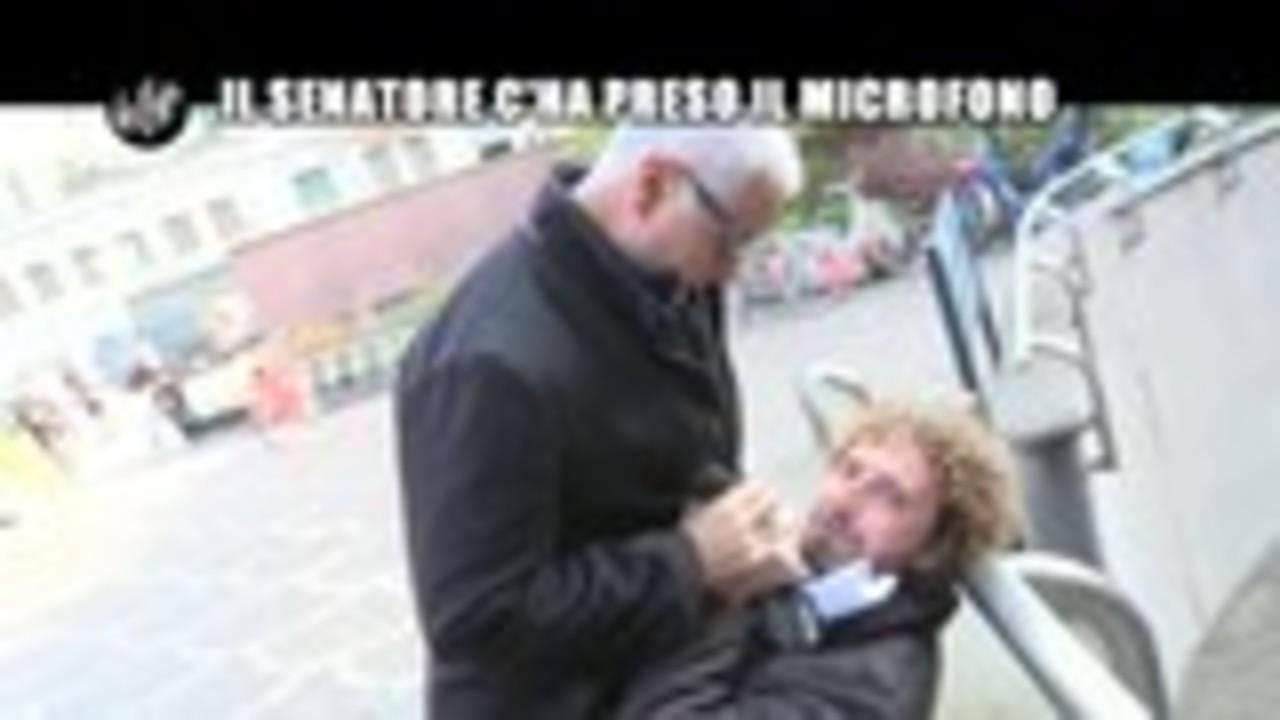ROMA: Il Senatore condannato: Perché non paga?