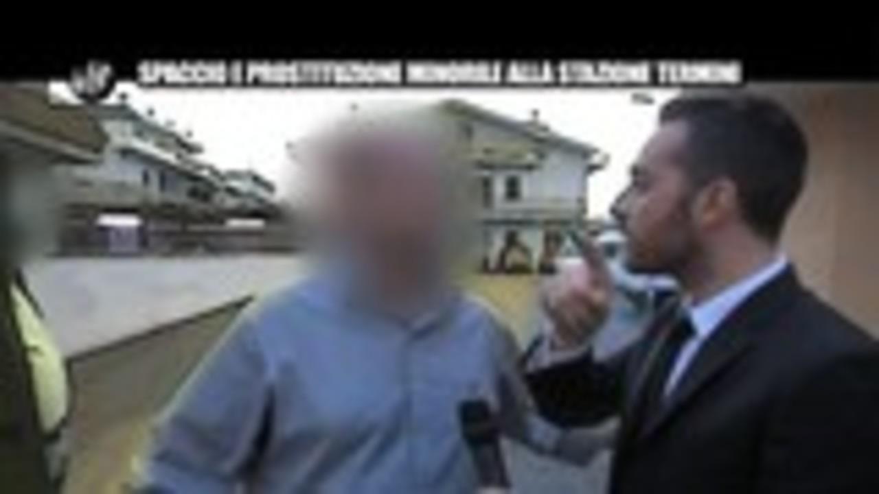 MAISANO: Spaccio e prostituzione minorile alla stazione Termini