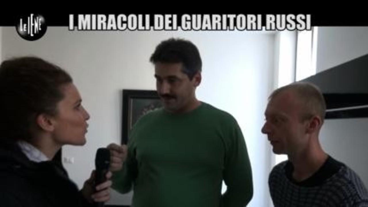 RUGGERI: I miracoli dei guaritori russi
