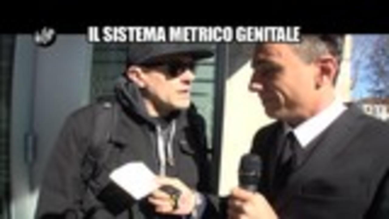 CIZCO: Il sistema metrico genitale