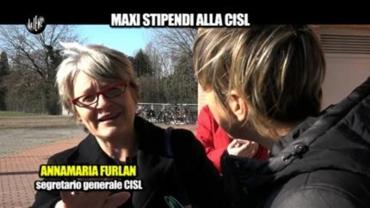 TOFFA: Maxi stipendi alla CISL
