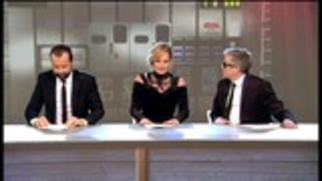 Fabio Volo, Simona Ventura e Andrea Pellizzari... 18 anni dopo.