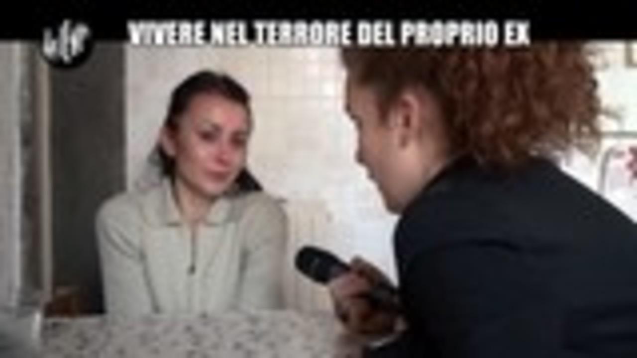 RUGGERI: Vivere nel terrore del proprio ex