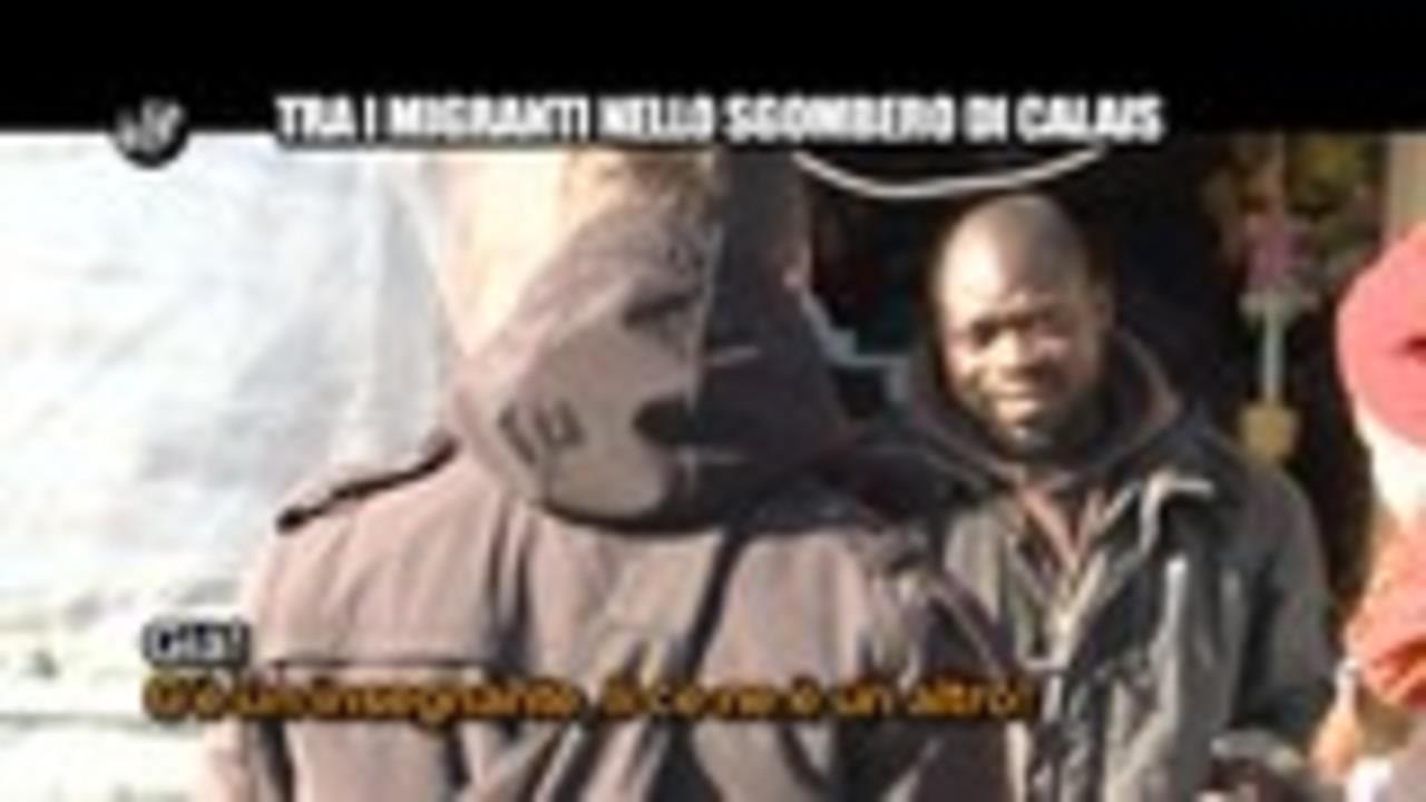 MAISANO: Tra i migranti nello sgombero di Calais
