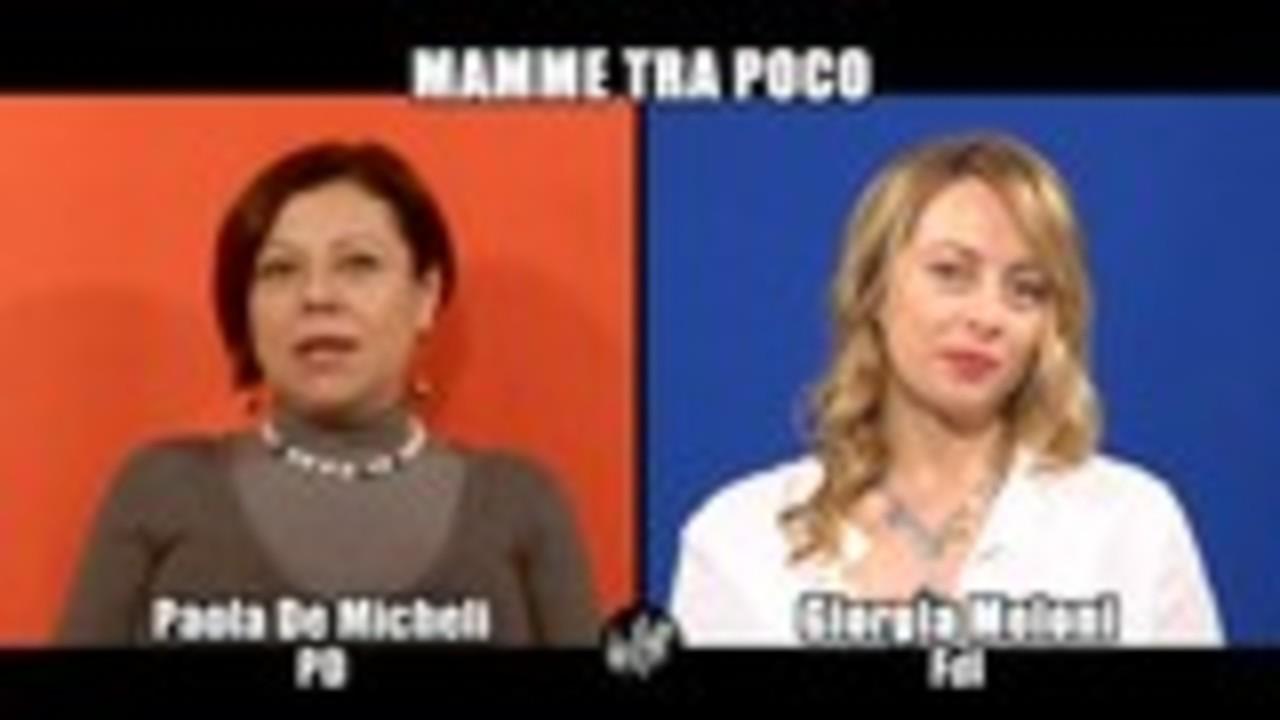 INTERVISTA: Paola De Micheli e Giorgia Meloni
