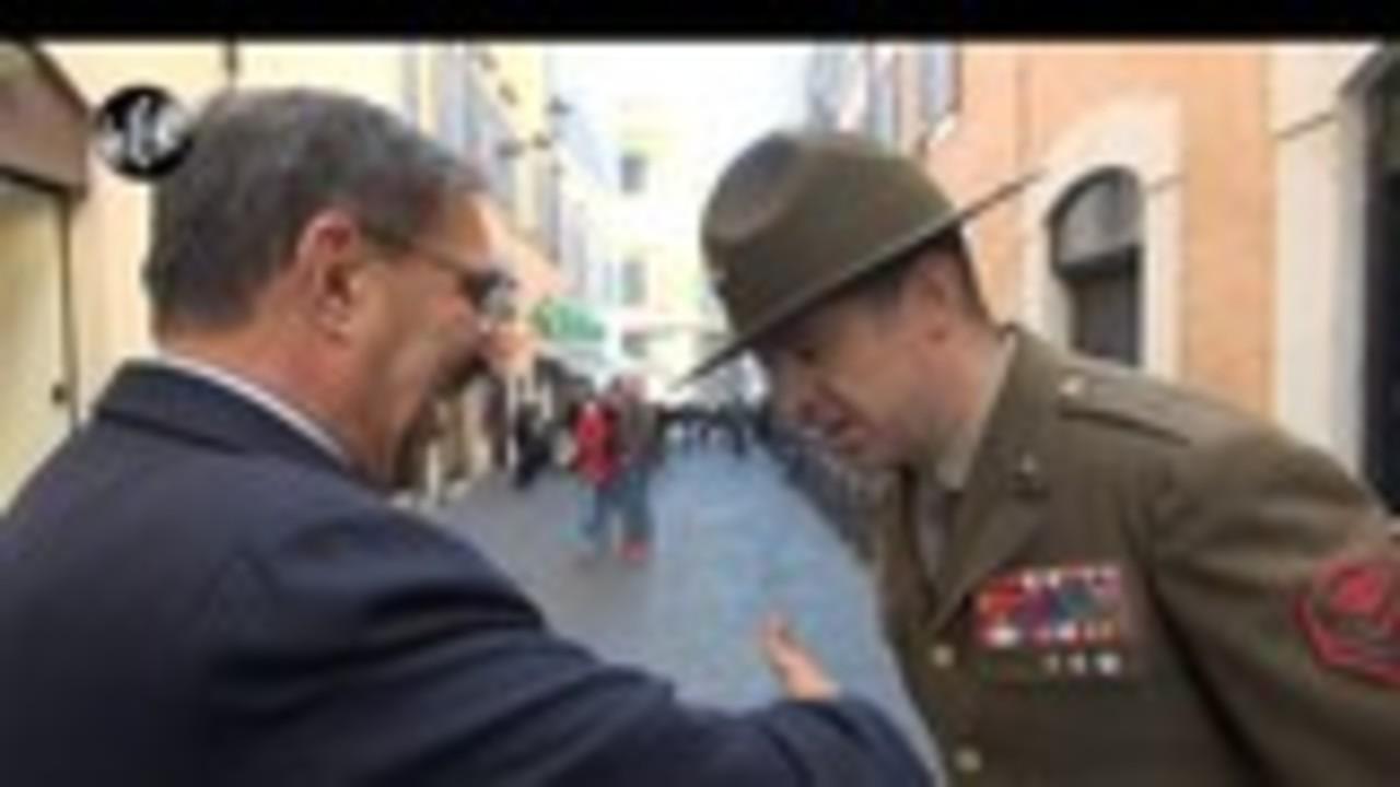 AGRESTI: Il Sergente Hartman