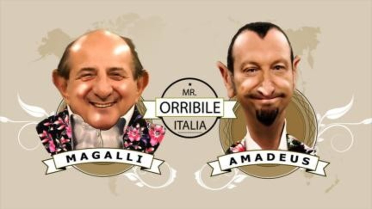 CORTI e ONNIS: Mr Orribile Italia