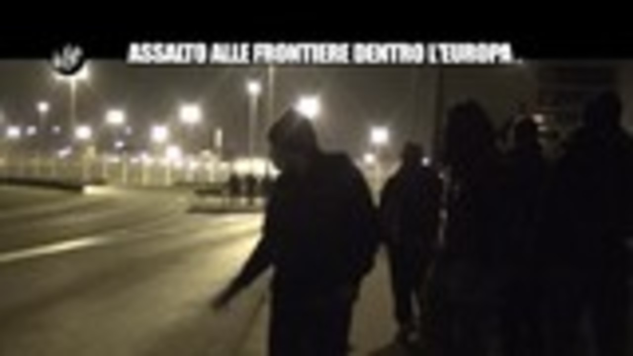 MAISANO: Assalto alle frontiere dentro l'Europa