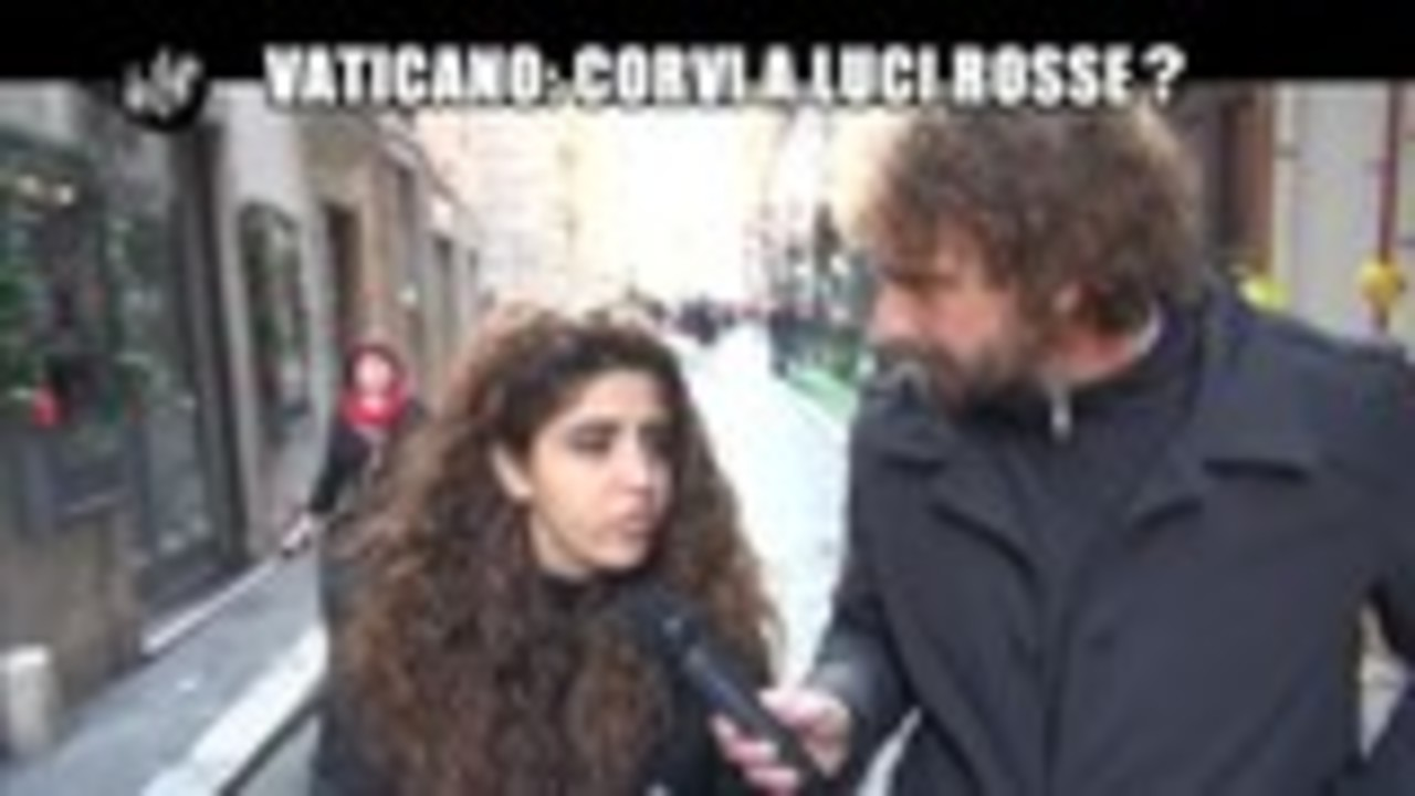 ROMA: Vaticano: corvi a luci rosse?