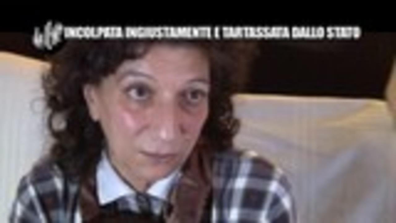 CASCIARI: Incolpata ingiustamente e tartassata dallo Stato