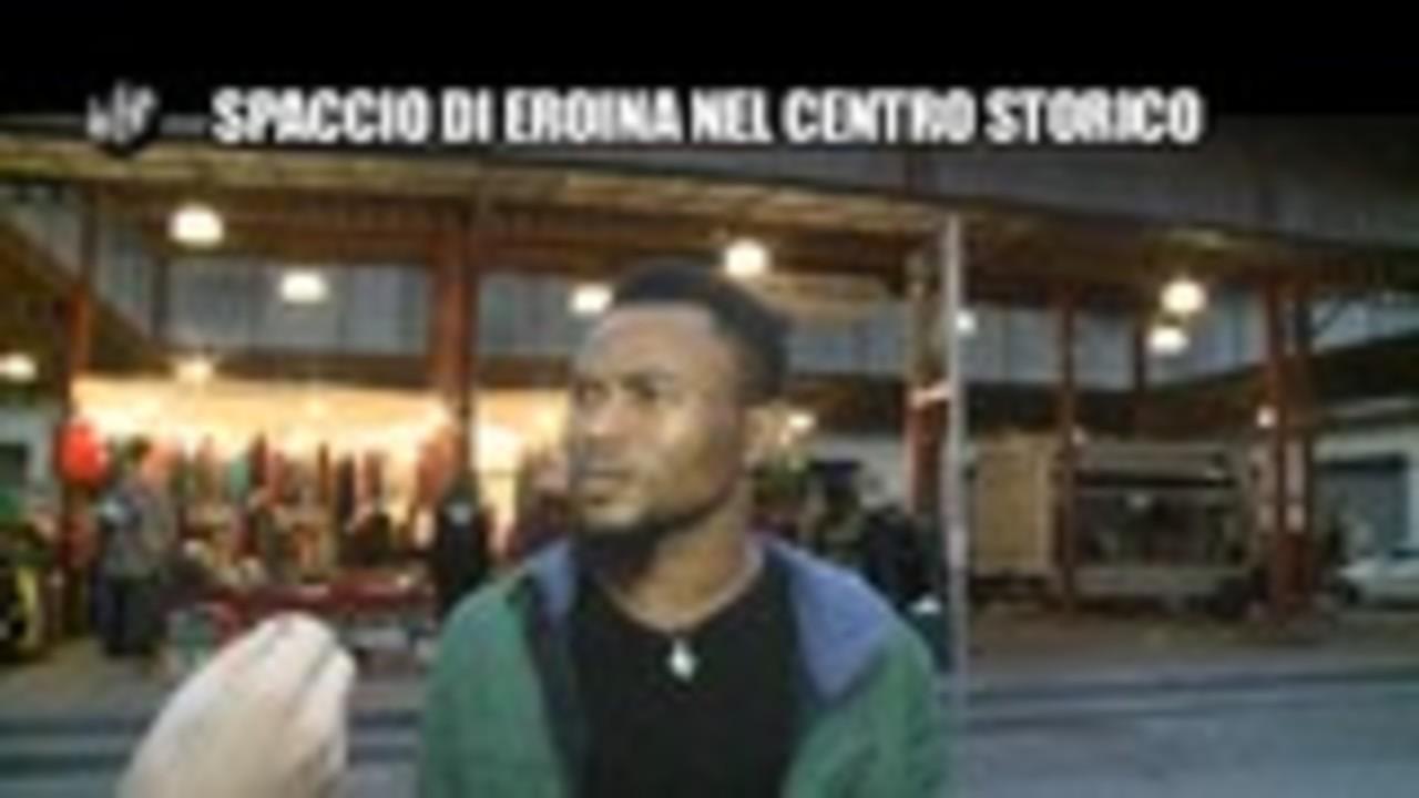 MAISANO: Spaccio di eroina nel centro storico