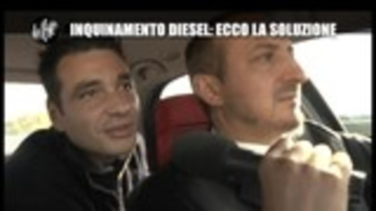 CASCIARI: Inquinamento diesel: ecco la soluzione