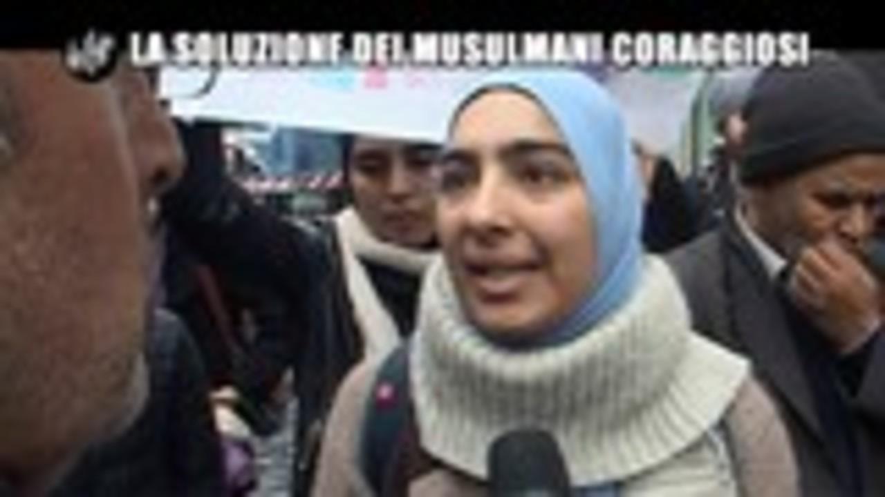 LUCCI: La soluzione dei musulmani coraggiosi