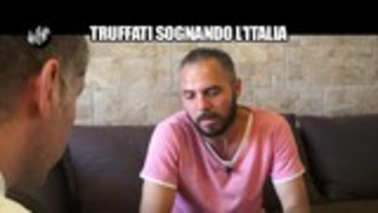 AGRESTI: Truffati sognando l'Italia