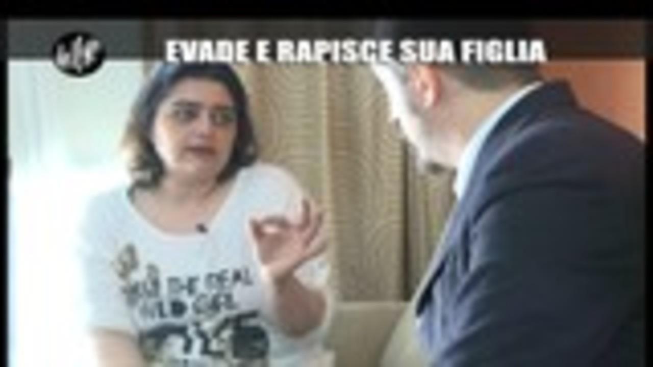 CASCIARI: Evade e rapisce sua figlia