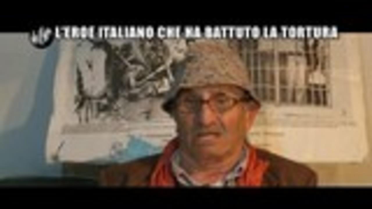 INTERVISTA: L'eroe italiano che ha battuto la tortura