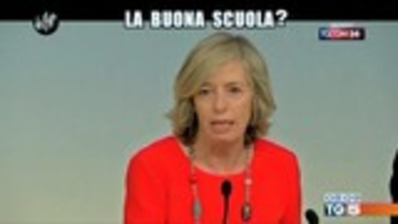 ROMA: La buona scuola?