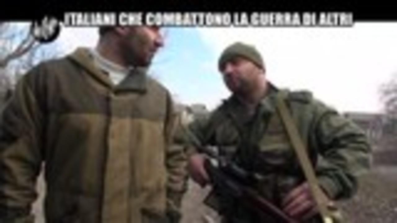 PELAZZA: Italiani che combattono la guerra di altri
