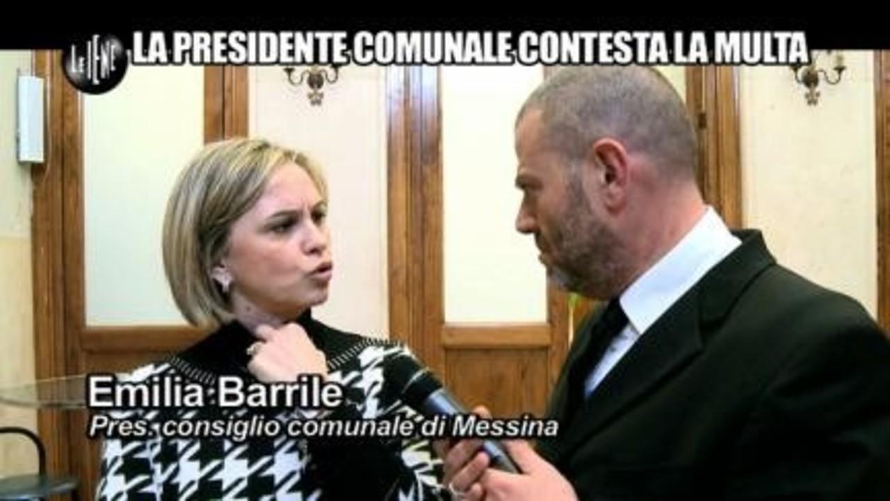 GOLIA: La Presidente Comunale contesta la multa