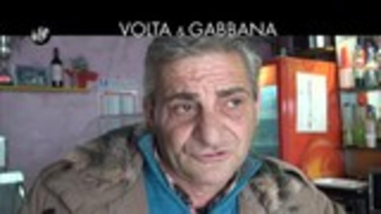 CASCIARI: Volta e Gabbana