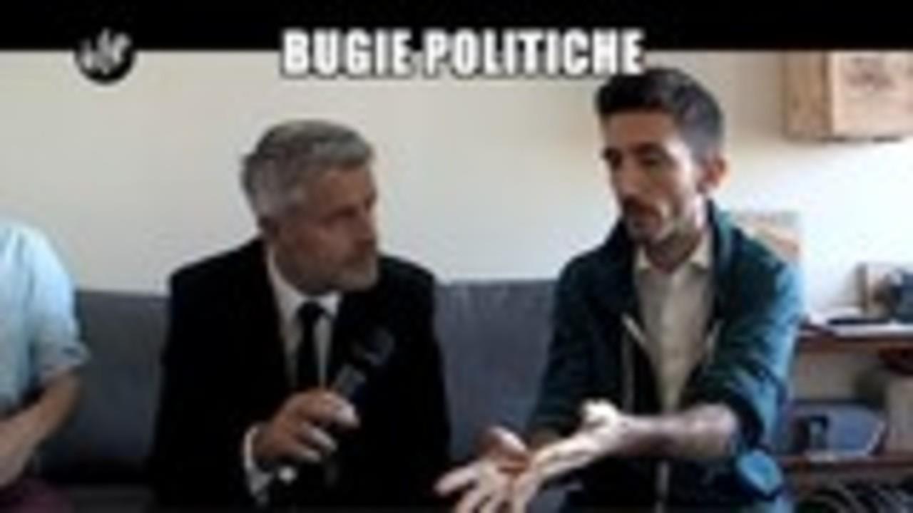 LUCCI: Bugie politiche
