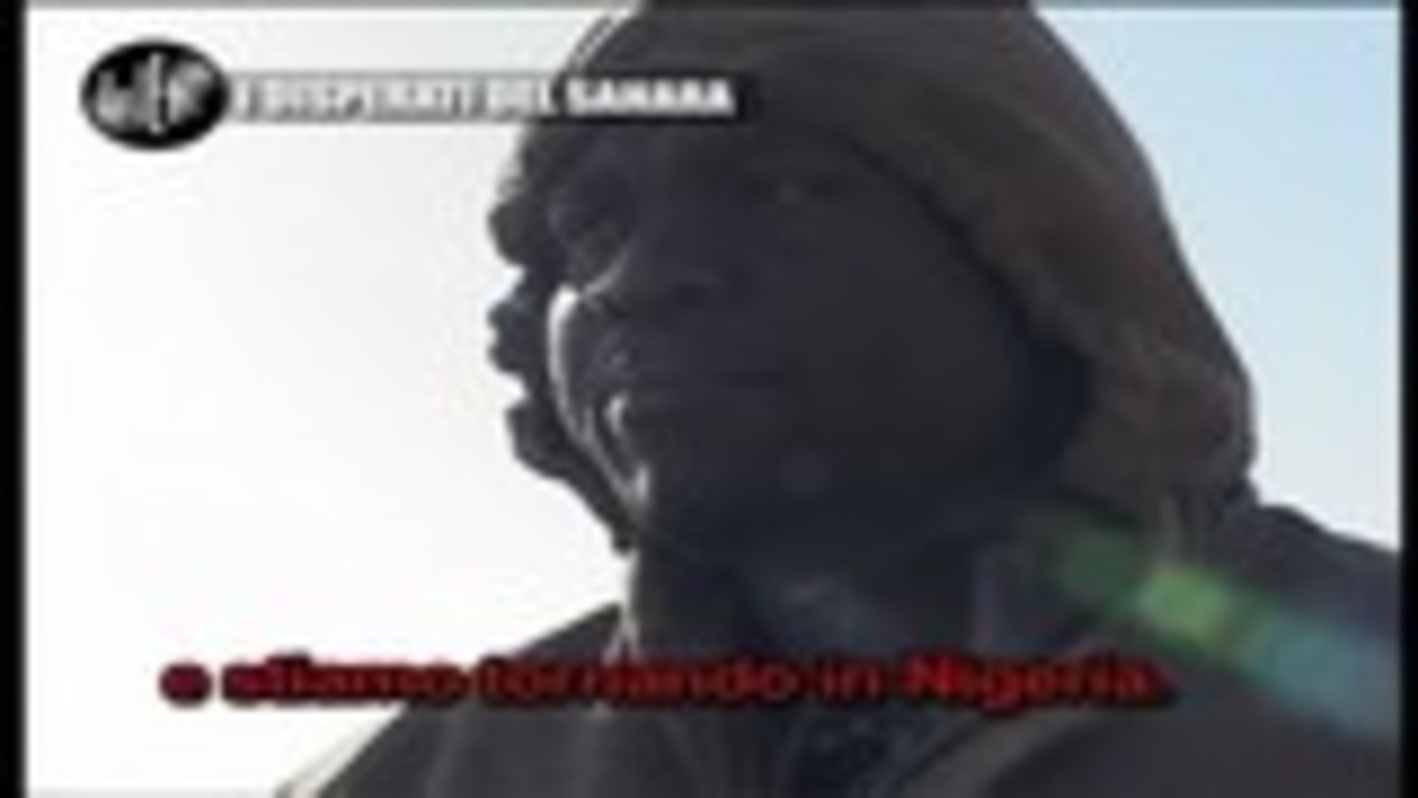 TRINCIA: I disperati del Sahara