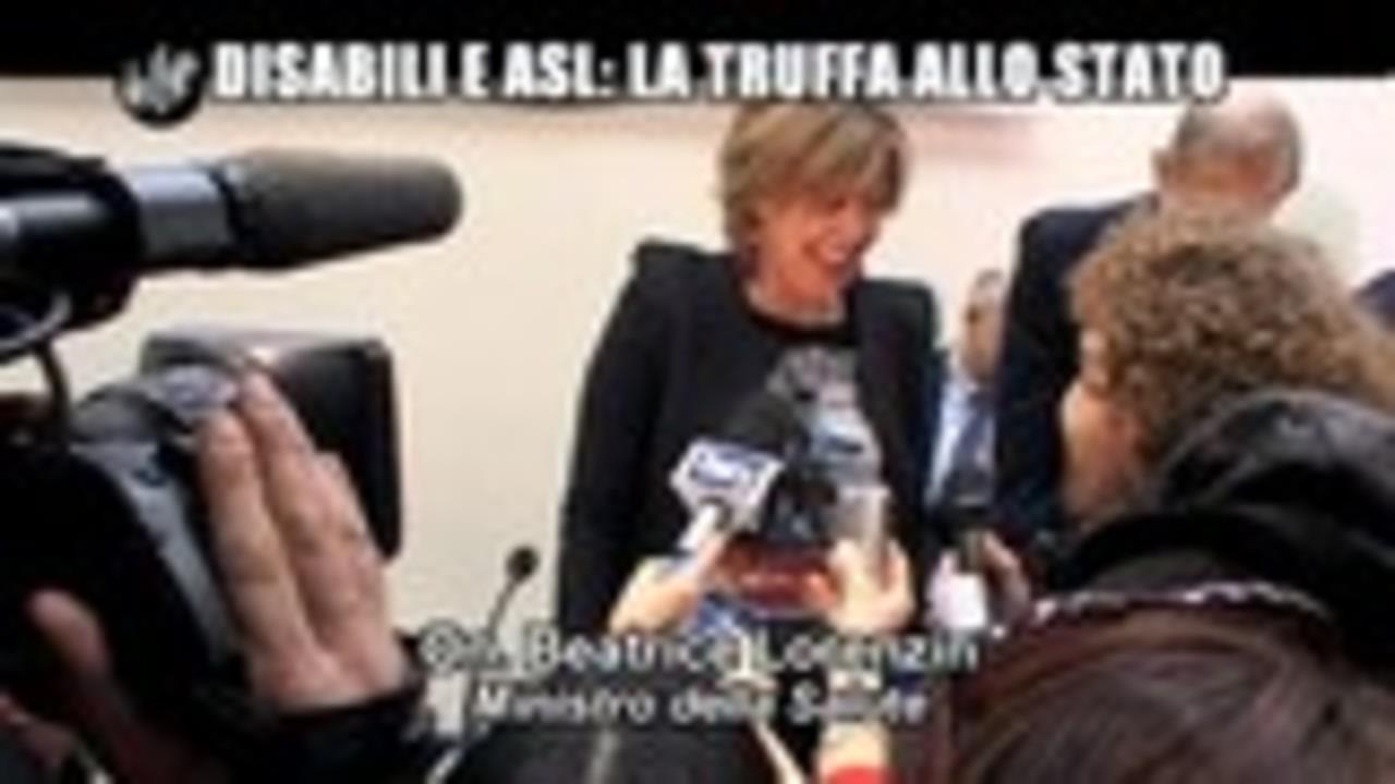 ROMA: Disabili e ASL: La truffa allo Stato