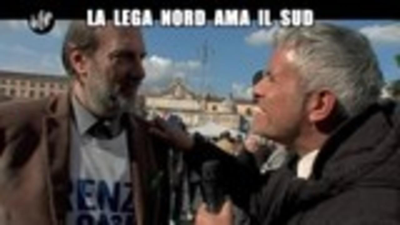 LUCCI: La Lega Nord ama il sud