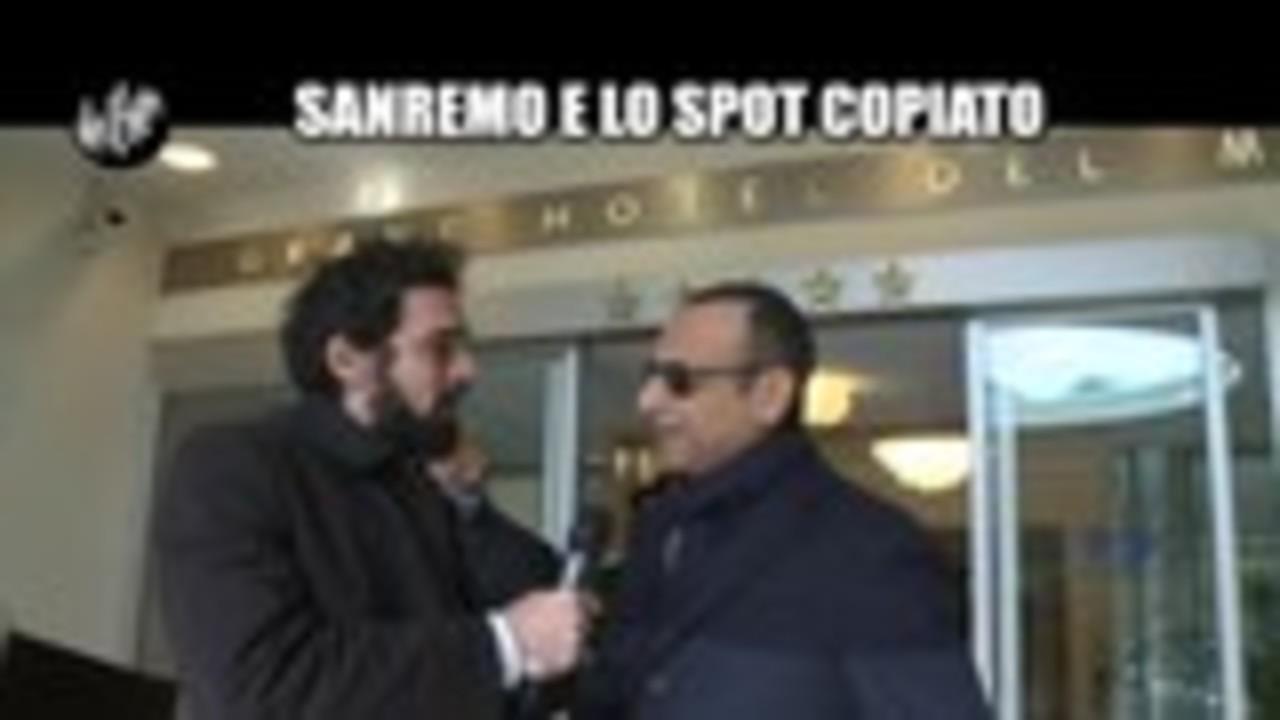 DINO: Sanremo e lo spot copiato