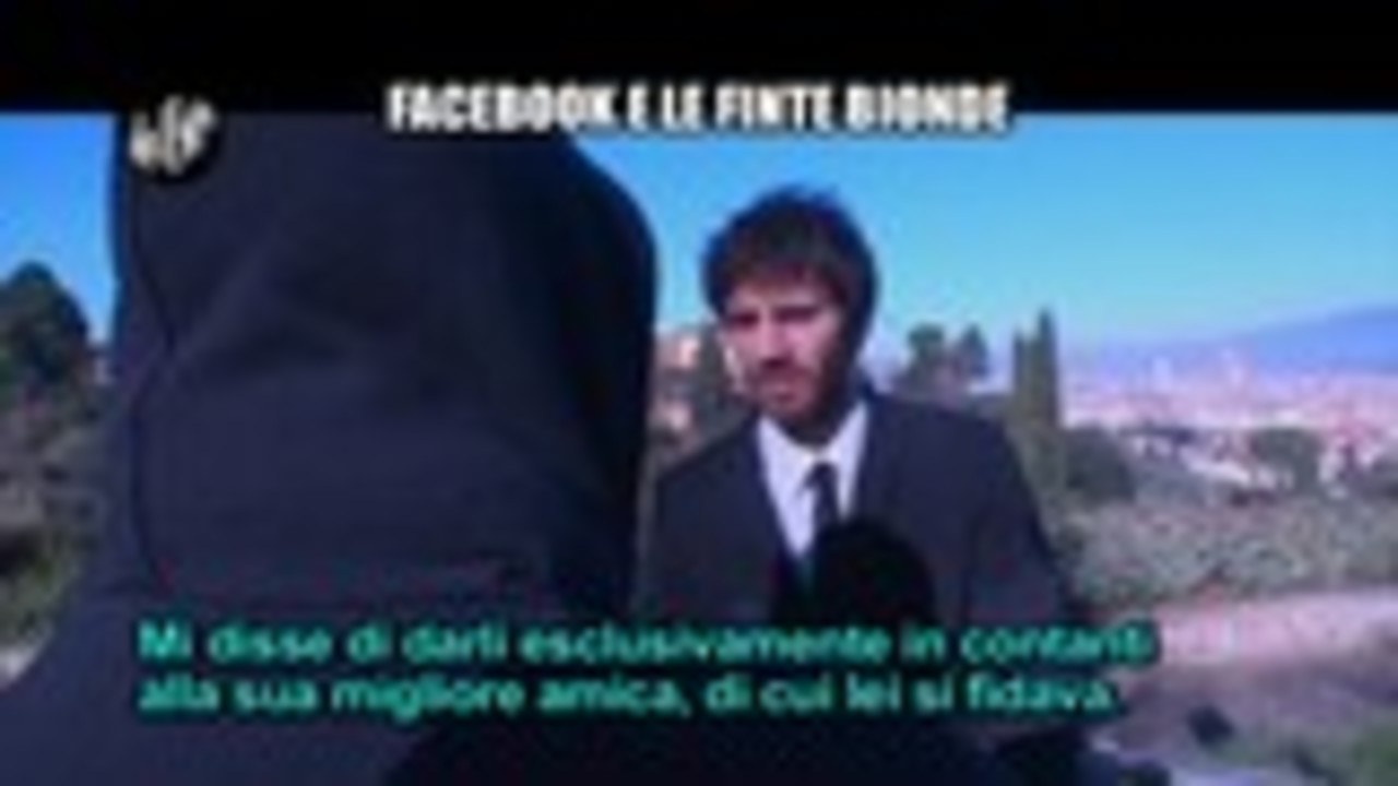 DE DEVITIIS: Facebook e le finte bionde