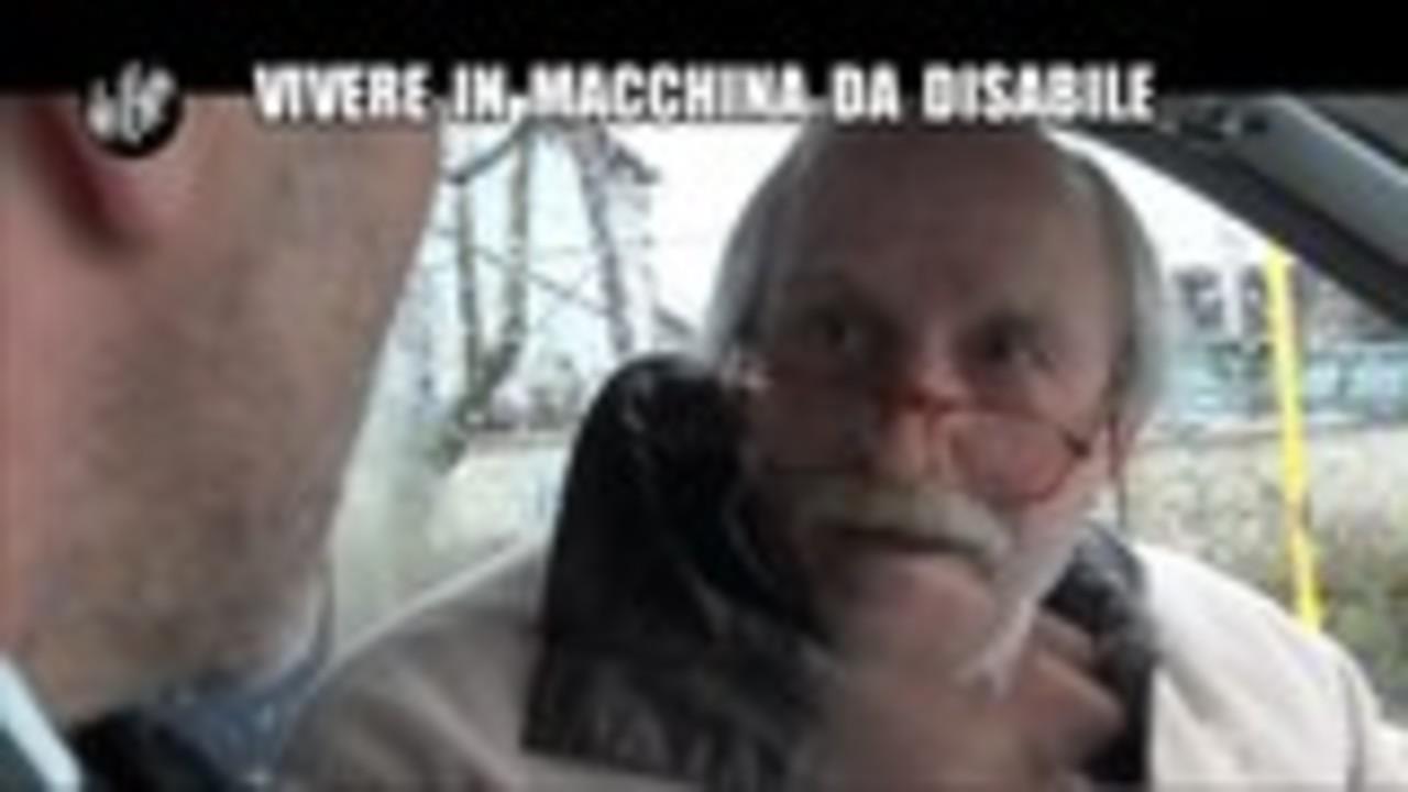 GOLIA: Vivere in macchina da disabile