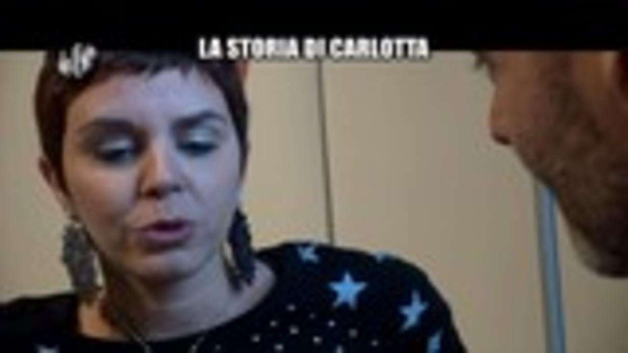 GOLIA: La storia di Carlotta