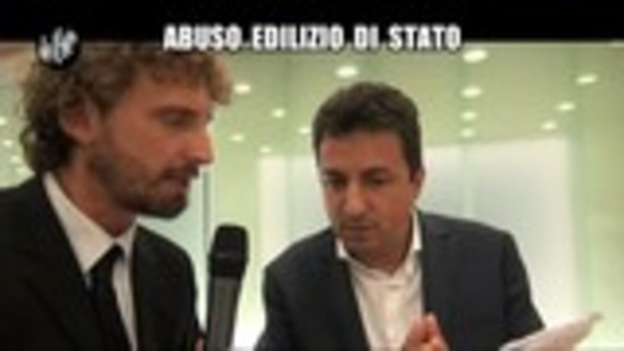 ROMA: Abuso edilizio di Stato