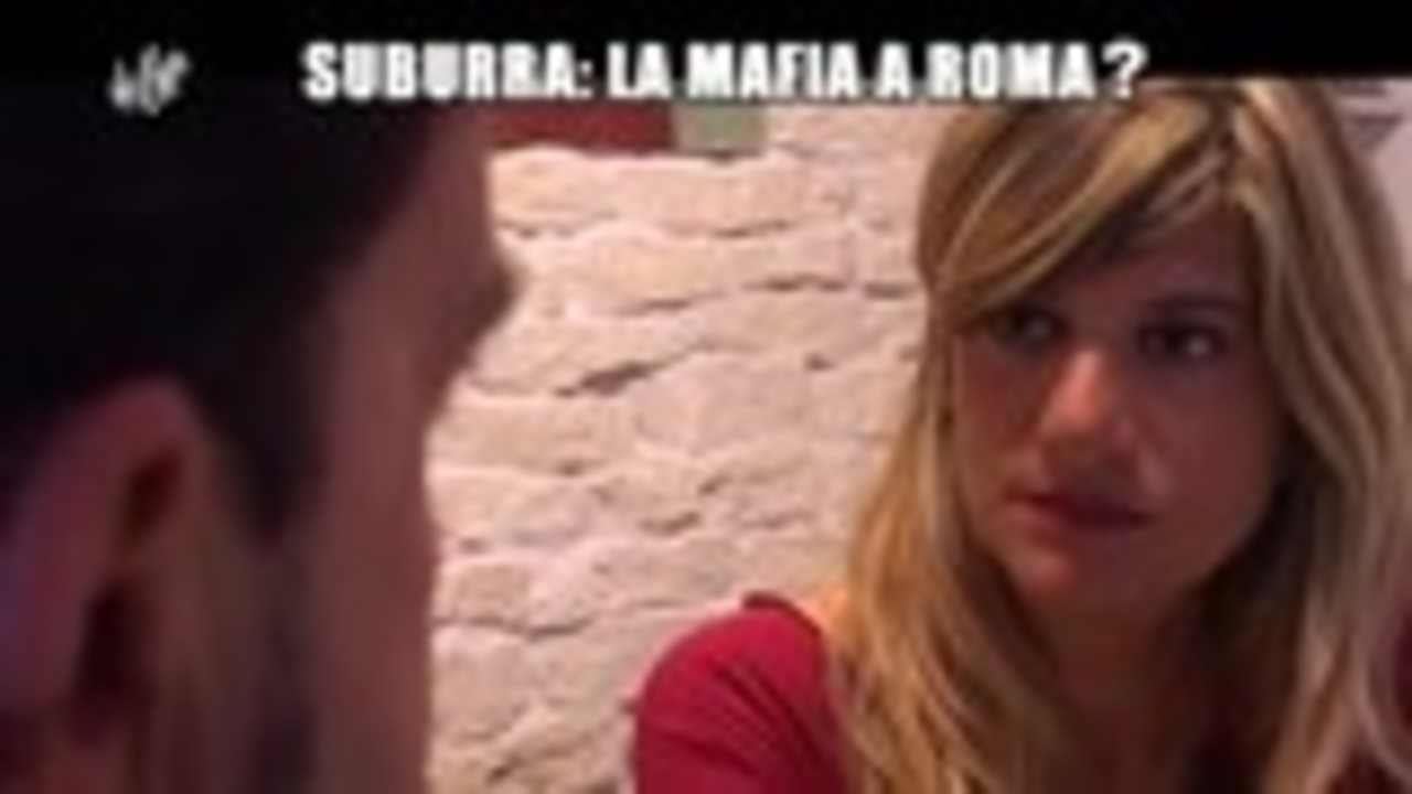 PELAZZA: Suburra:La mafia a Roma?