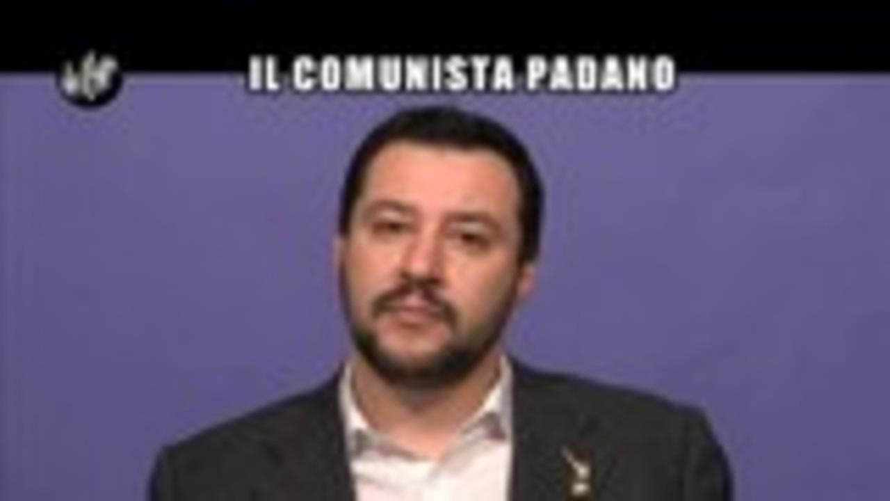 INTERVISTA: Matteo Salvini, il comunista padano