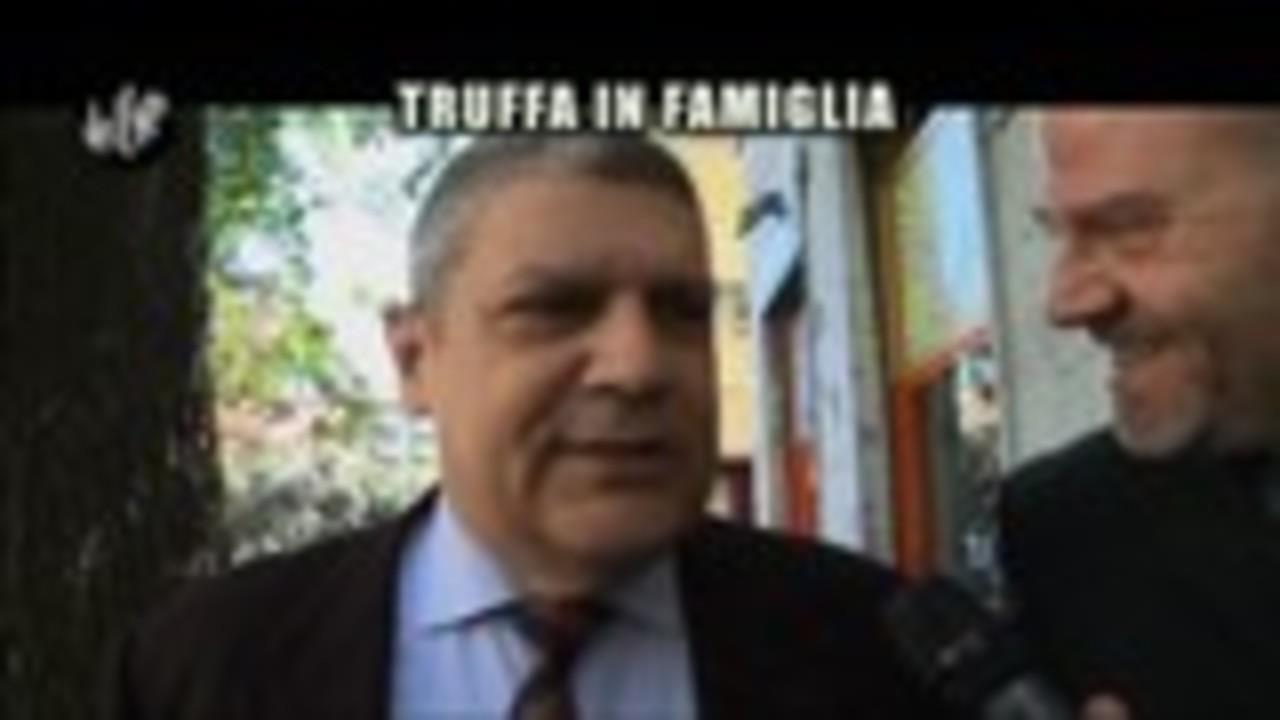 GOLIA: Truffa in famiglia