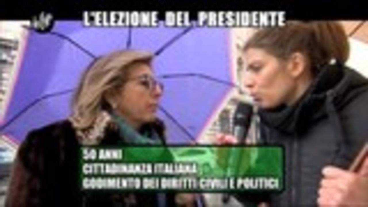 NOBILE: L'elezione del Presidente