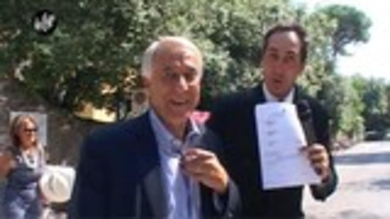 CALABRESI: Il sindaco le paga le multe?