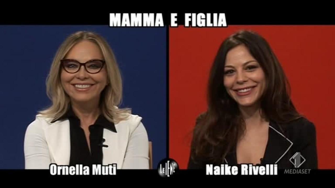 INTERVISTA: Ornella Muti e Naike Rivelli