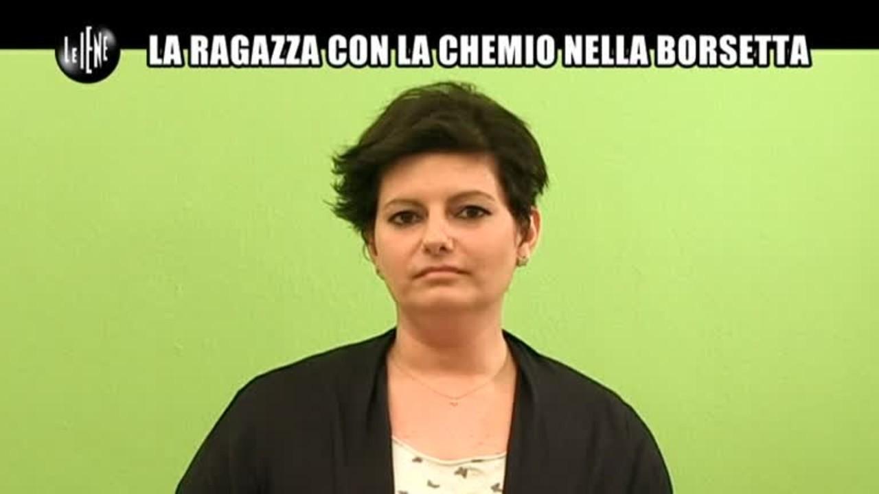 PASCA: La ragazza con la chemio in borsetta