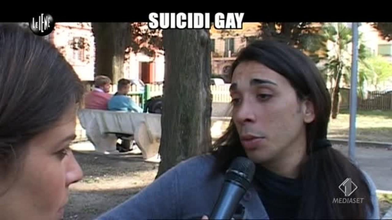 NOBILE: Suicidi gay