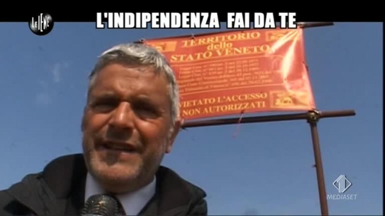 LUCCI: L'indipendenza fai da te