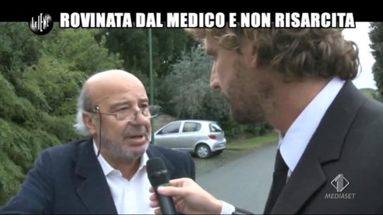 ROMA: Rovinata dal medico e non risarcita