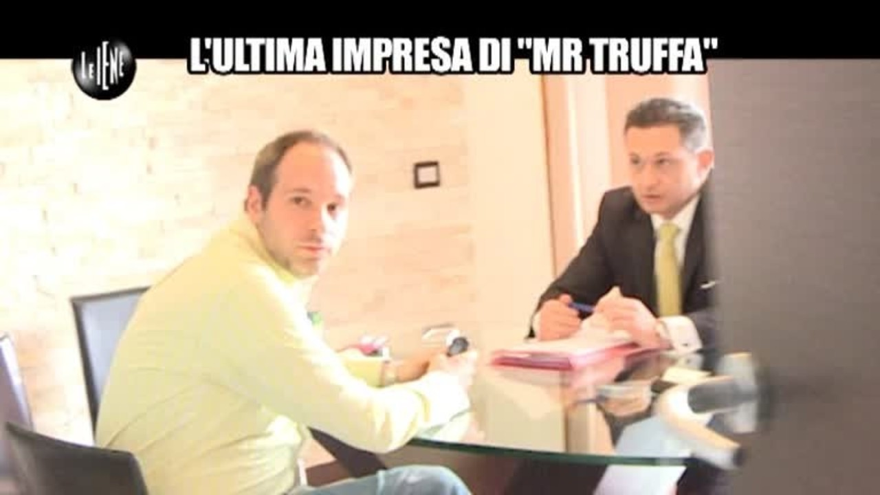 VIVIANI: L'ultima impresa di Mr Truffa