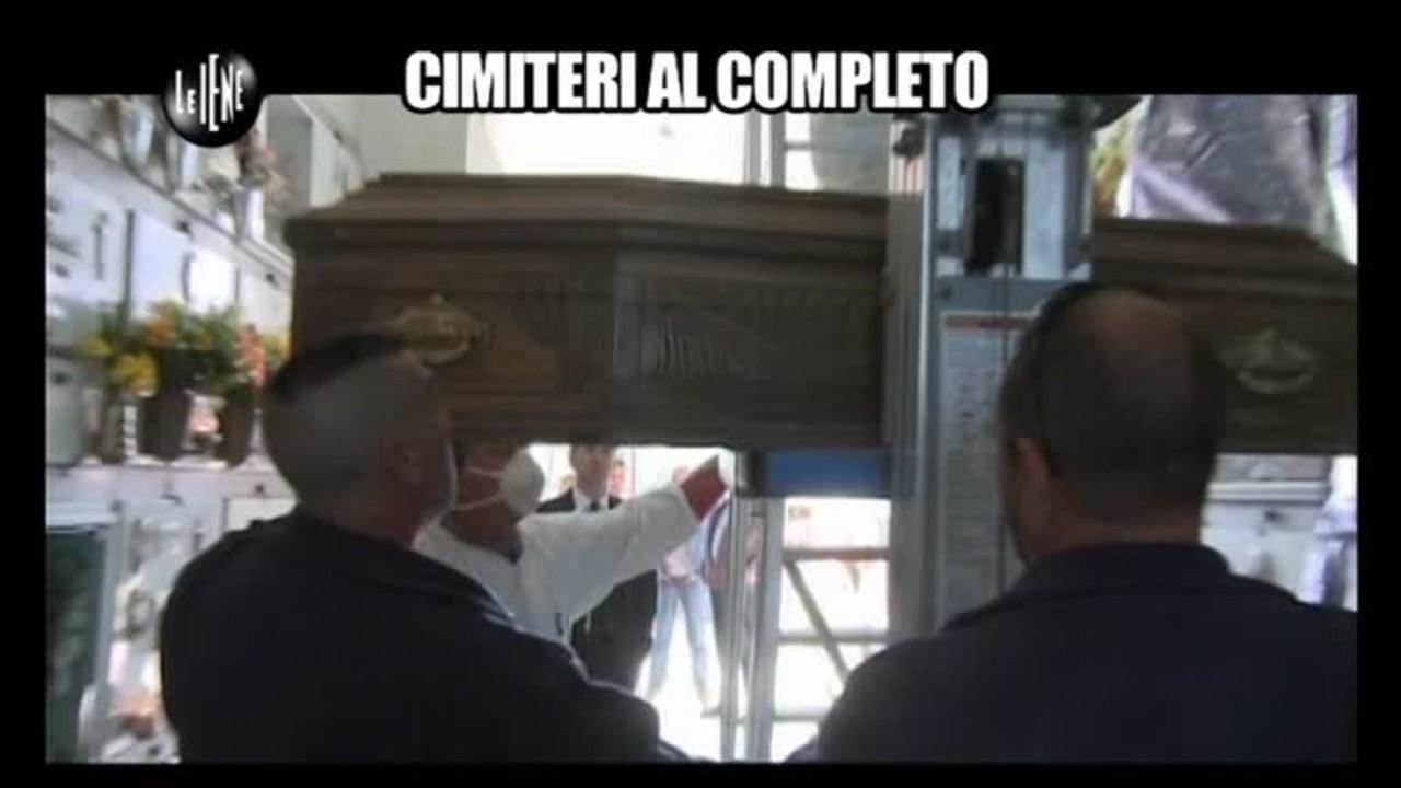 AGRESTI: Cimiteri al completo