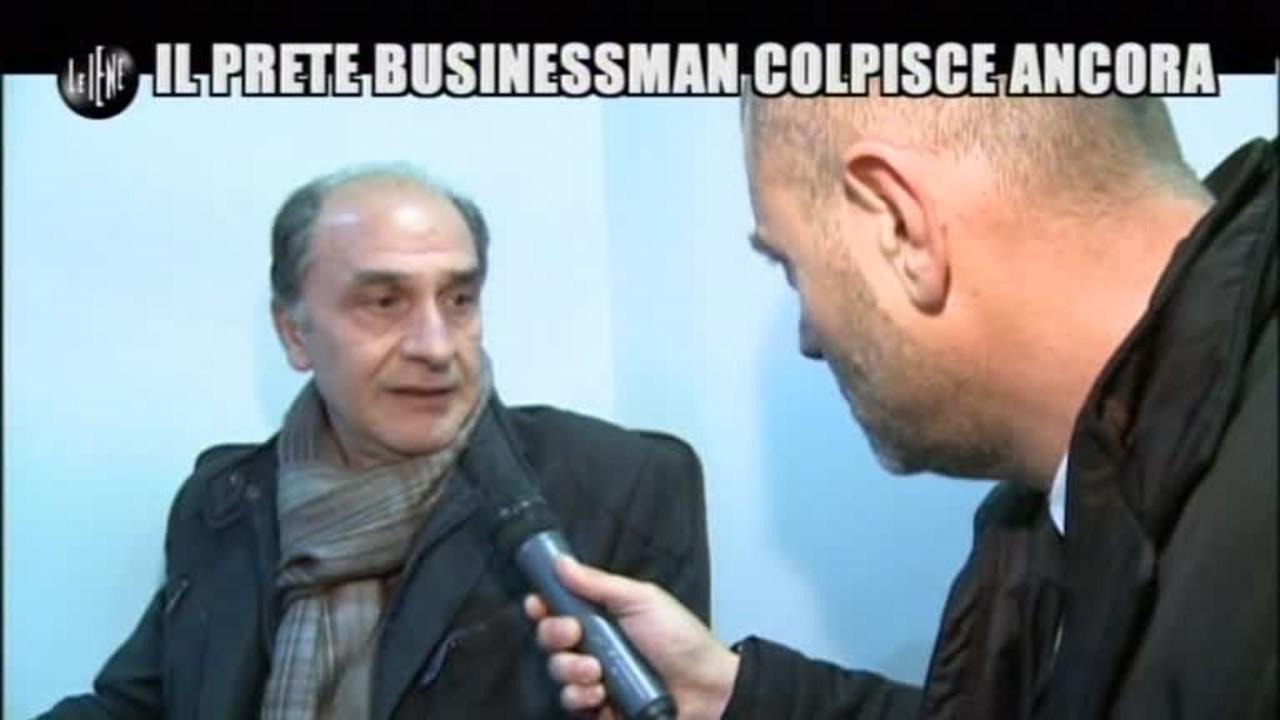 GOLIA: Il prete businessman colpisce ancora